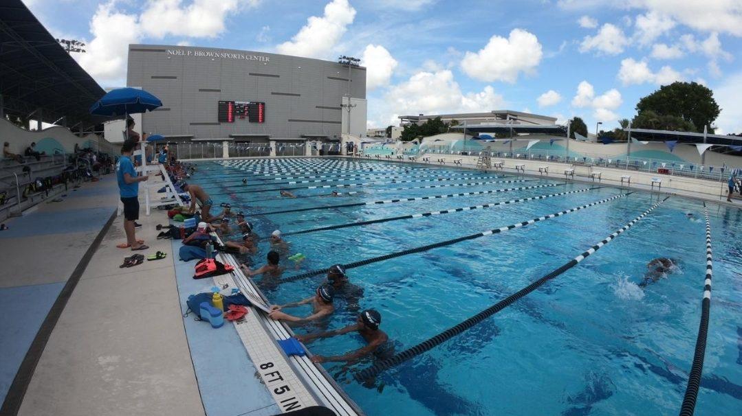 La figura dell'allenatore di nuoto negli Stati Uniti