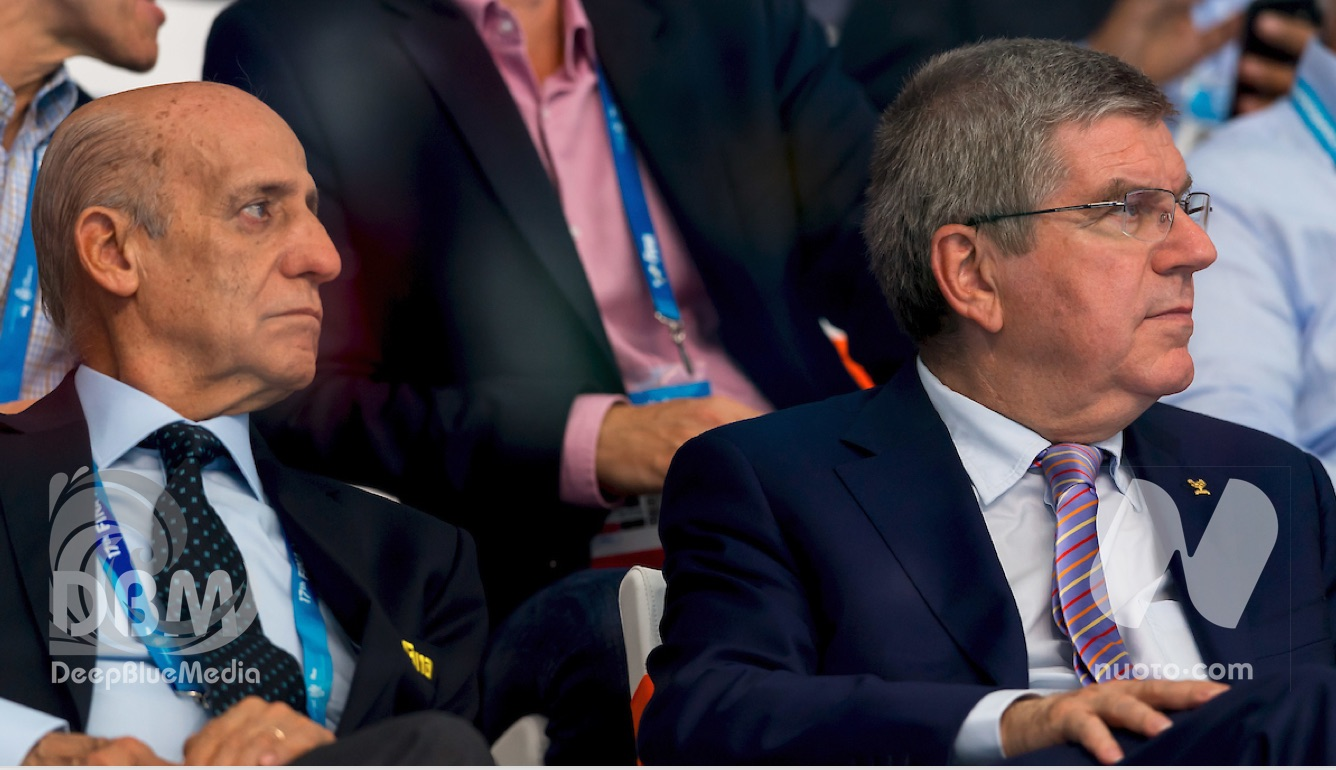 """Thomas Bach: """"Gli atleti nella WADA sono già rappresentati"""""""