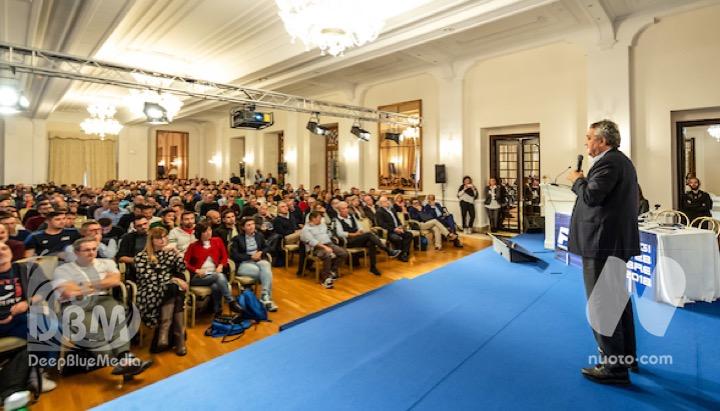Quasi 400 allenatori al Convegno Nazionale di Riccione
