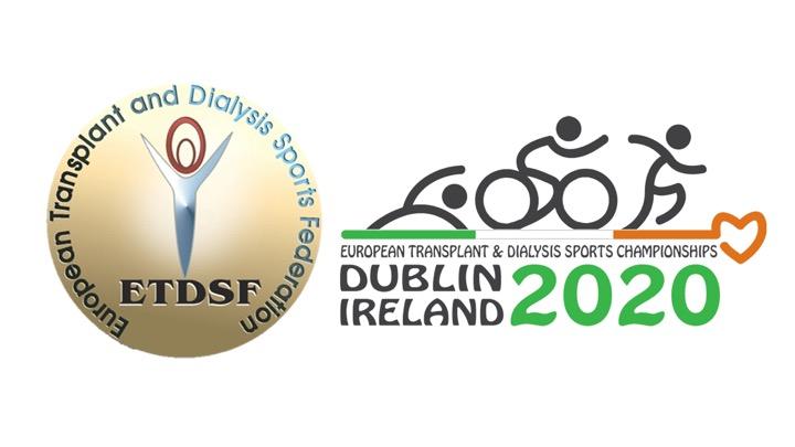 Campionati Europei trapiantati e dializzati a Dublino