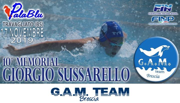 """G.A.M. Team vince il Memorial """"Giorgio Sussarello"""""""