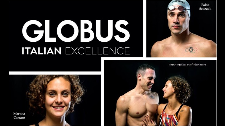 Scozzoli e Carraro nell'Olympic Team Globus