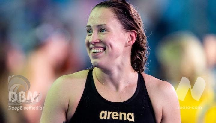 Germania. Qualificazione olimpica D1.  1500 SL. Sarah Köhler15:52.20. 800 SL. Florian Wellbrock 7:48.12