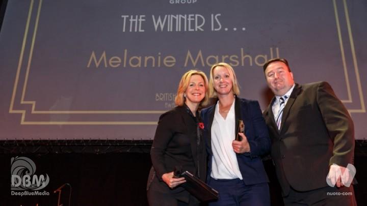 Melanie Marshall si racconta a SwimEngland