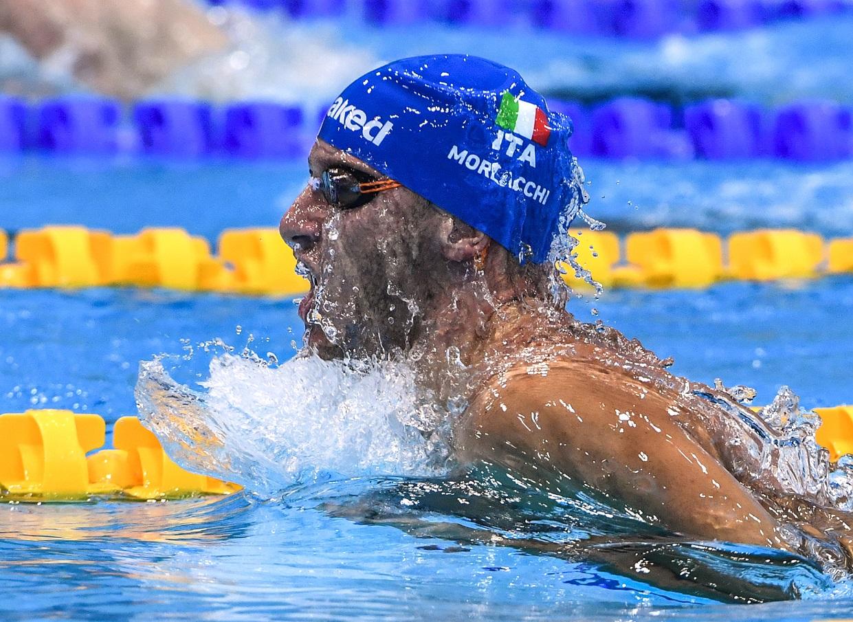 Il nuoto paralimpico azzurro protagonista questa sera su Raisport