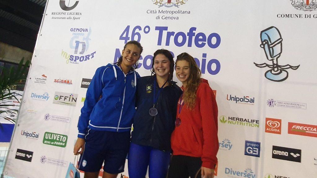 Tre nuovi primati italiani dopo la prima giornata del 46°Trofeo Sapio, festa per Pilato, Mora e Fangio