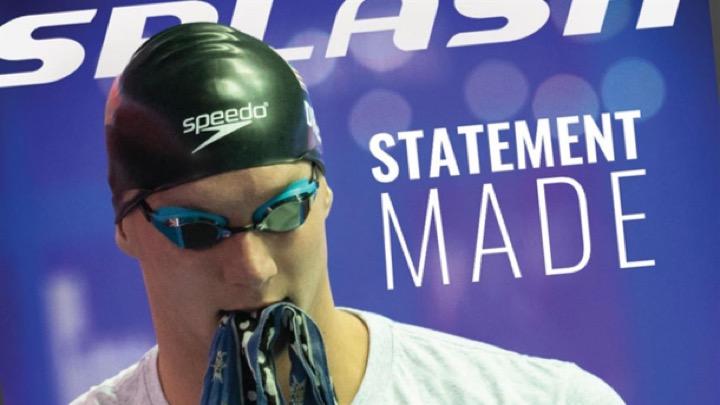 """On line """"SPLASH"""", il magazine di USA Swimming"""