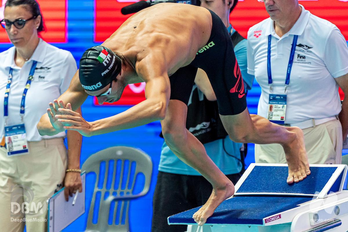 """Bracciate azzurre – Gregorio Paltrinieri si tuffa verso Tokyo: """"All'Olimpiade per provare il colpo triplo"""""""