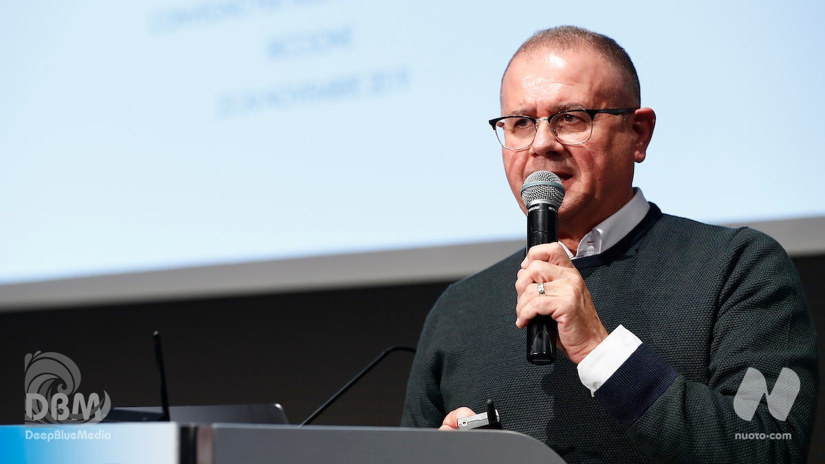 Massimo Giuliani, un CT che ha accompagnato la crescita del nuoto in acque libere