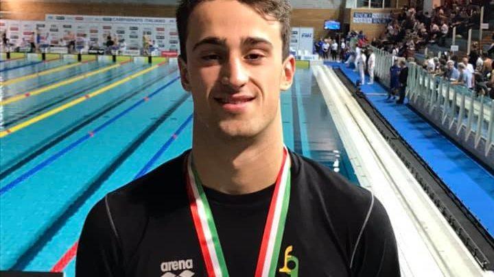 Razzetti tricolore e Tarzia bronzo: Genova Nuoto sugli scudi anche a Riccione
