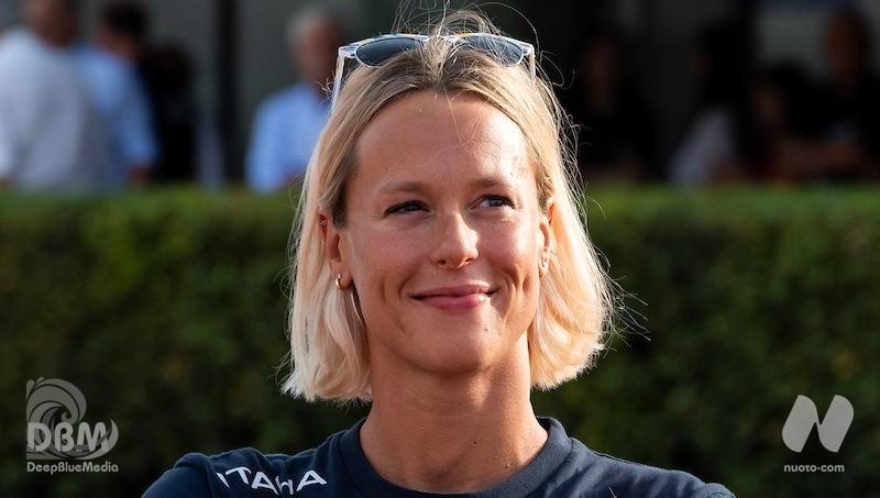 Federica Pellegrini: 13 anni fa il suo primo record del mondo.