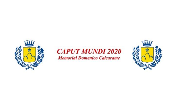 Caput Mundi 2020 – Memorial Domenico Calcarame – 1^ Tappa