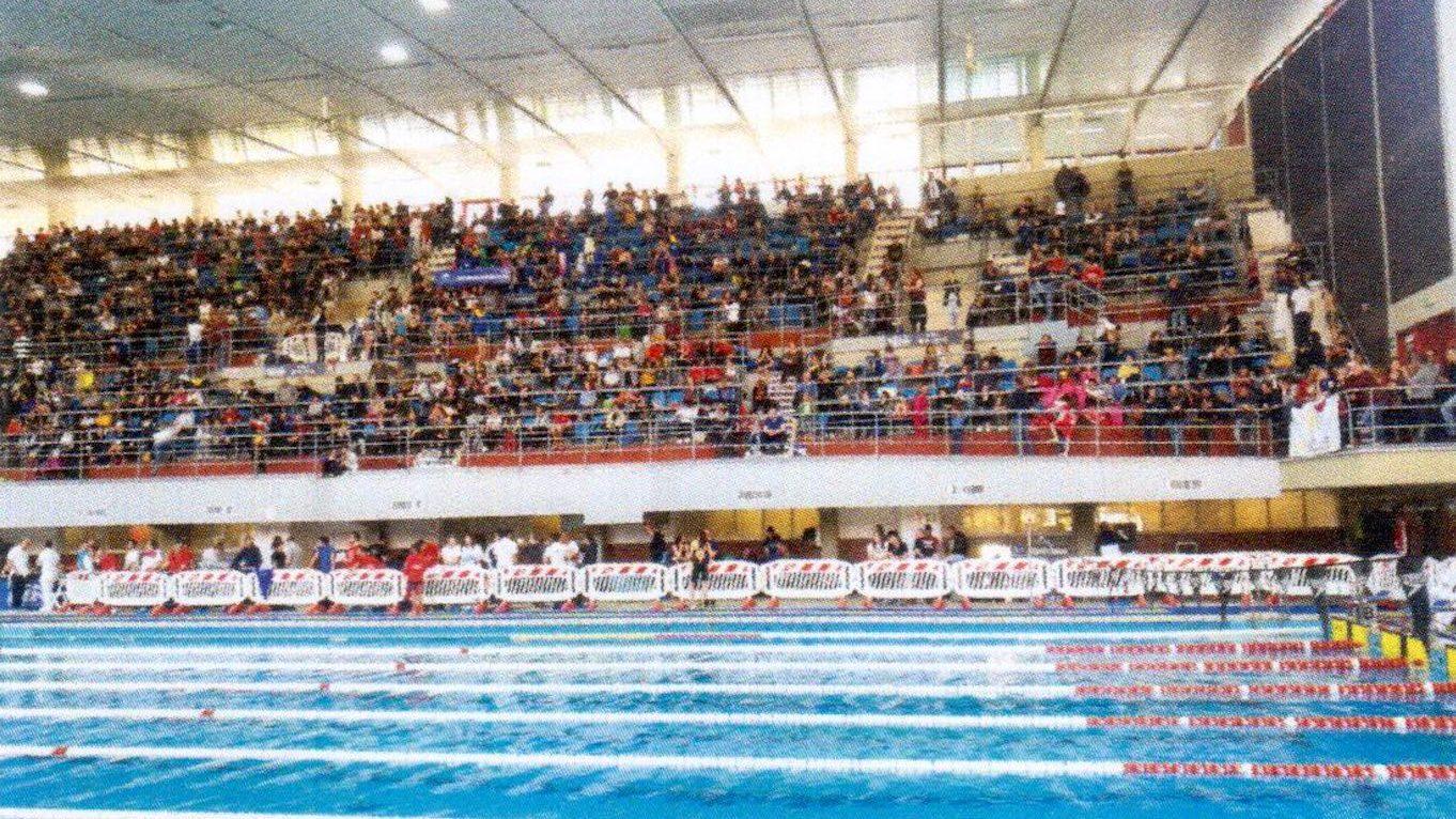 """3° Trofeo Internazionale di nuoto """"Città di Palermo"""""""