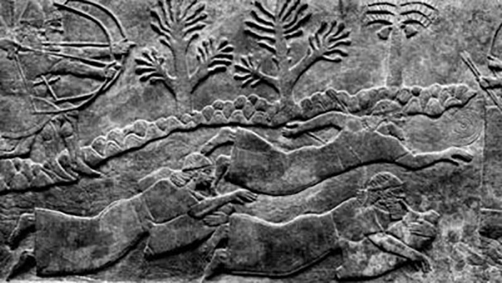 Il crawl degli Assiri