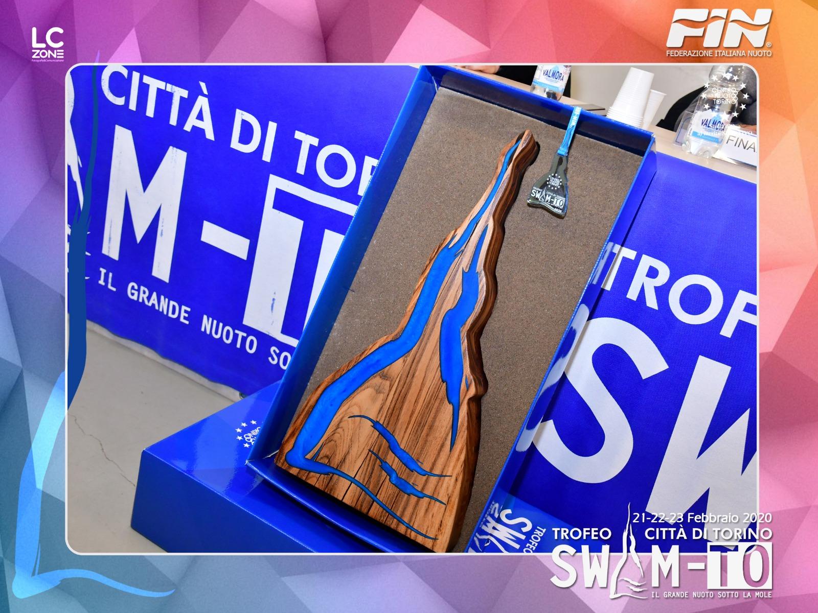 SWIM-TO 2020 – Vince Imolanuoto. Trofeo, podi e migliori prestazioni assegnate d'ufficio.