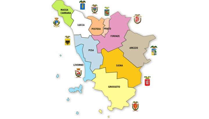 Toscana. Regionali di Categoria