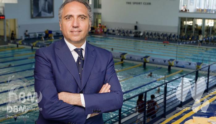 """Gianni Nagni: """"Abbiate pazienza, torneremo a nuotare tutti insieme e con più voglia di prima"""""""