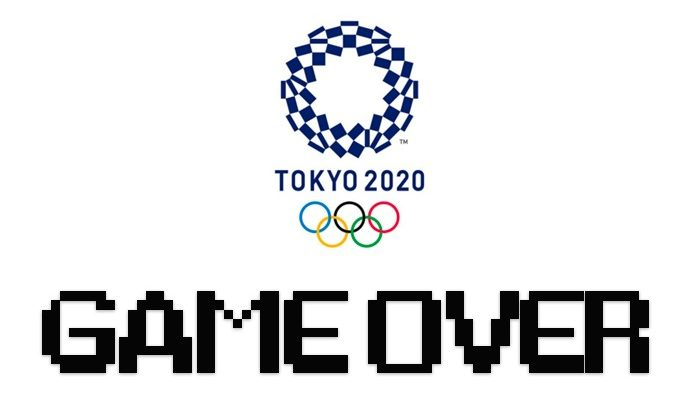 Giochi Olimpici rinviati.