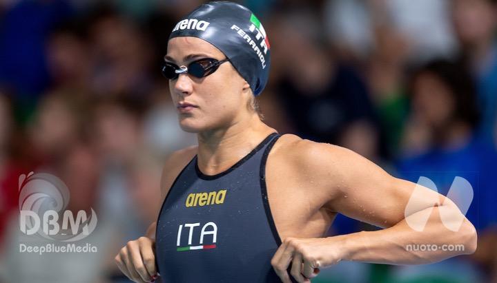 """Erika Ferraioli – """"Noi, nuotatori senz'acqua"""""""