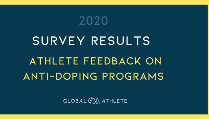 Gli atleti hanno poca fiducia nella WADA