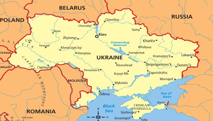 Assoluti Ucraina in svolgimento