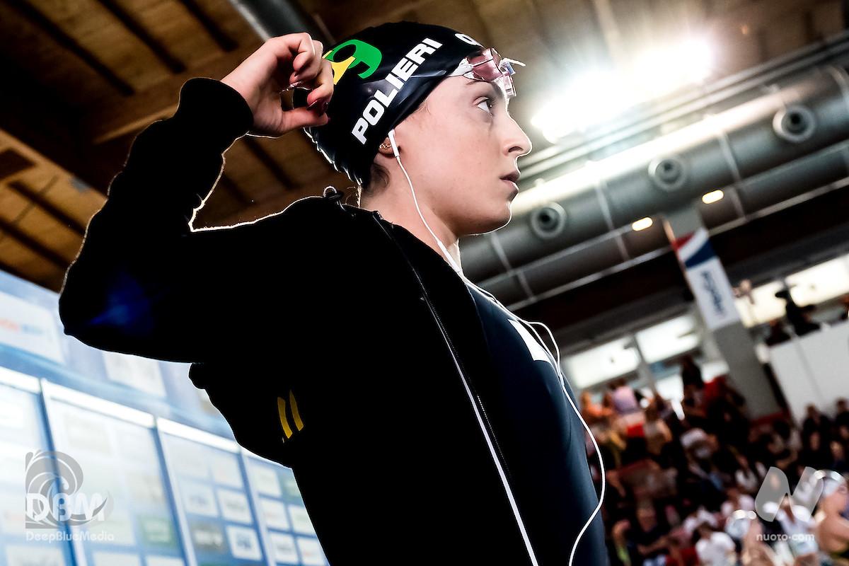"""Alessia Polieri a #Nuotopuntolive: """"Per Tokyo darò il massimo e vediamo cosa verrà fuori"""""""