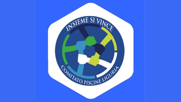"""Insieme si vince"" – Comitato Piscine Liguria"