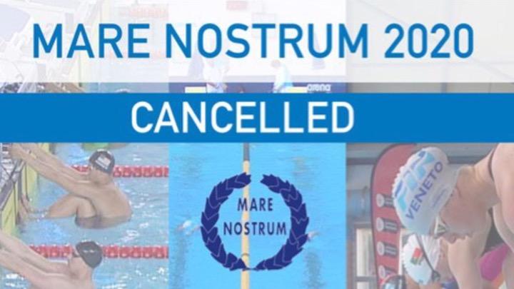 Mare Nostrum Tour 2020 annullato