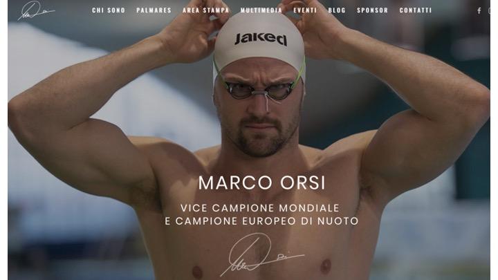 Il sito web ufficiale di Marco Orsi