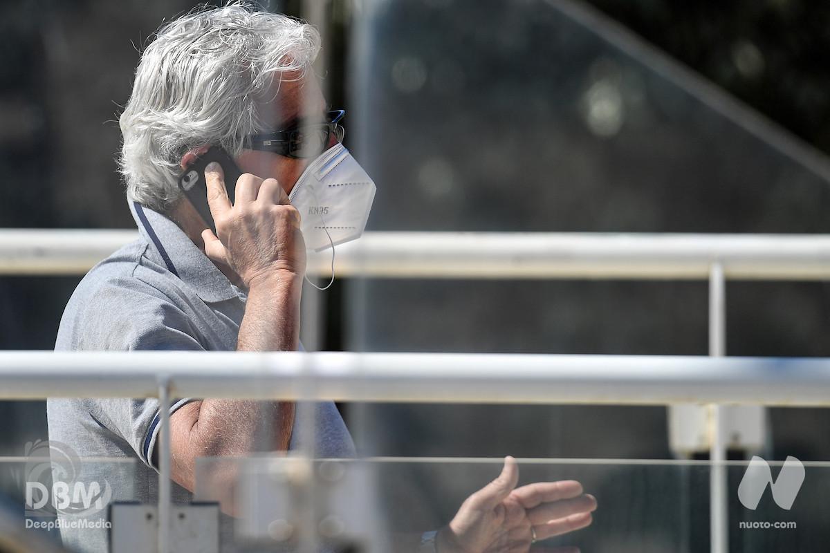 """Cesare Butini: """"Situazioni di emergenza richiedono soluzioni drastiche, ma guardiamo al futuro senza timore. Allenatori attenti ed efficaci"""""""