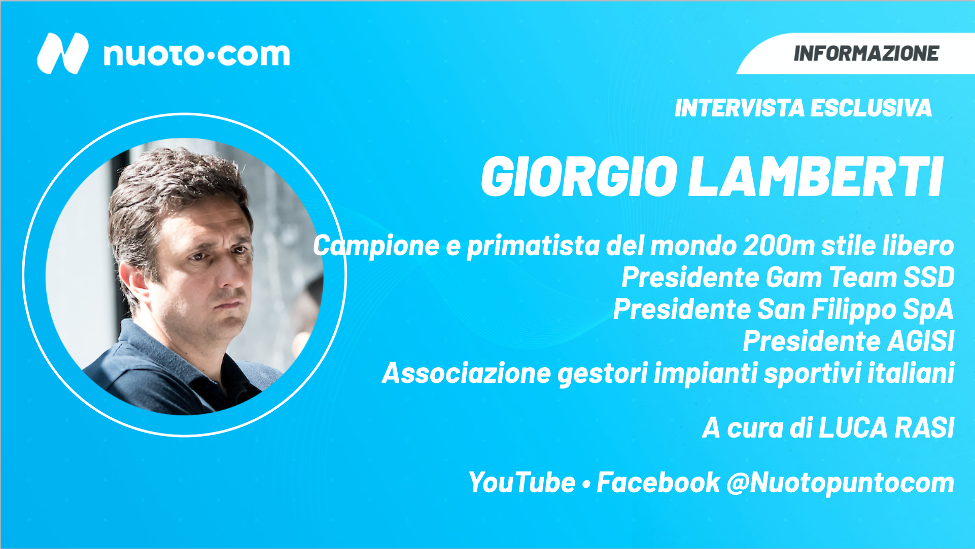 """Giorgio Lamberti: """"Ecobonus e prolungamento delle concessioni per salvare le società sportive"""""""