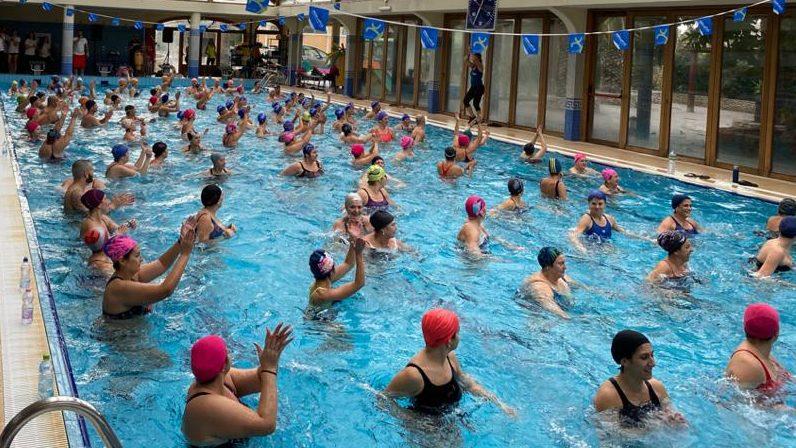 Voglia di piscina, in quattromila persone rispondono al questionario FIN Sardegna