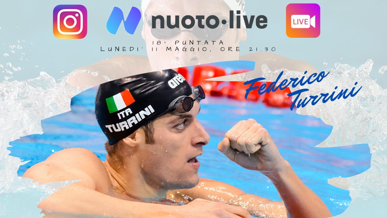 """#Nuotopuntolive 18° puntata, Federico Turrini: """"Orgoglioso di far parte dell'Esercito"""""""
