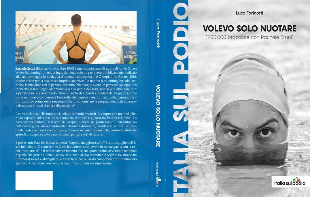 Duecentomila bracciate, Rachele Bruni presenta a San Marino il libro sulla sua vita