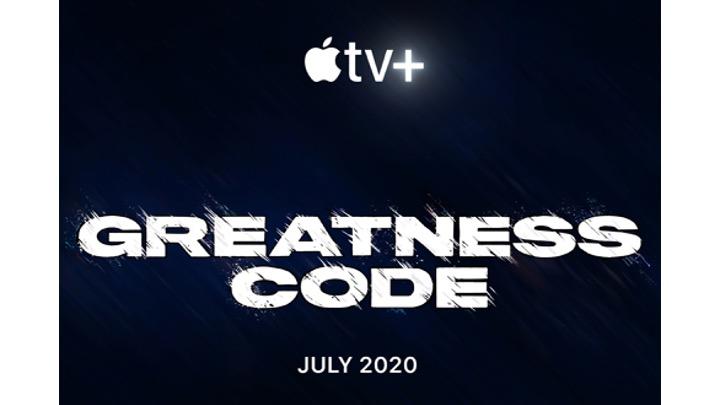 Katie Ledecky. Il documentario per Apple TV.