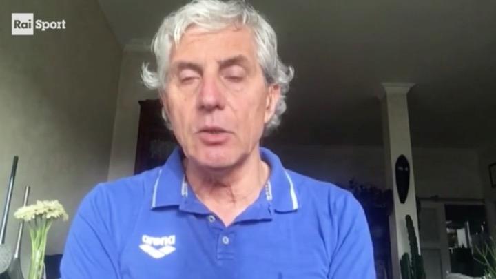 Il DT Cesare Butini per Raisport (video)