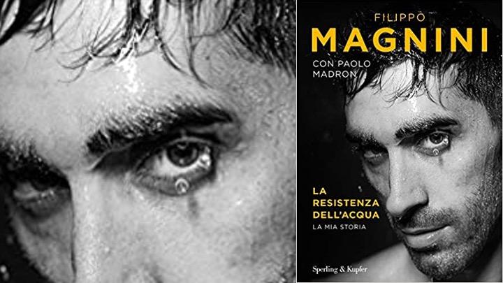 """Domani esce """"La resistenza dell'acqua"""" di Filippo Magnini"""