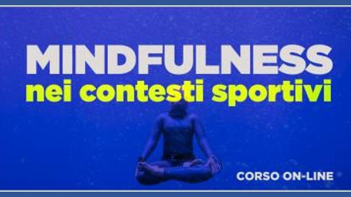Mindfulness nei contesti sportivi. Workshop SdS CONI.