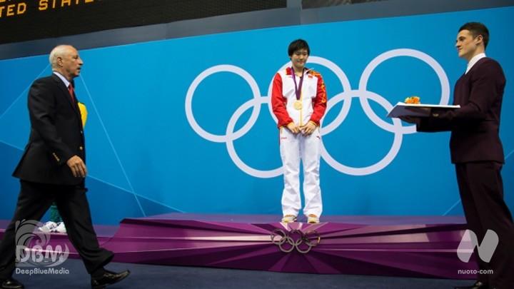 Ye Shiwen. Corsi di nuoto obbligatori alle elementari