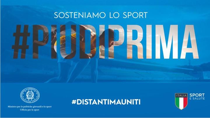 Spadafora. Un miliardo di euro per lo Sport, il più grande investimento mai realizzato.