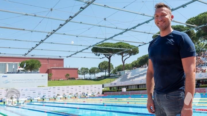 Ian Thorpe del CDA di Swimming New South Wales