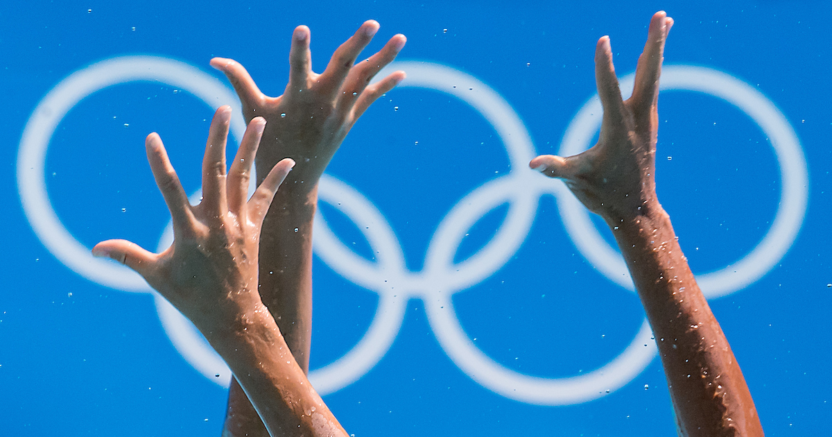Happy Olympic Day!