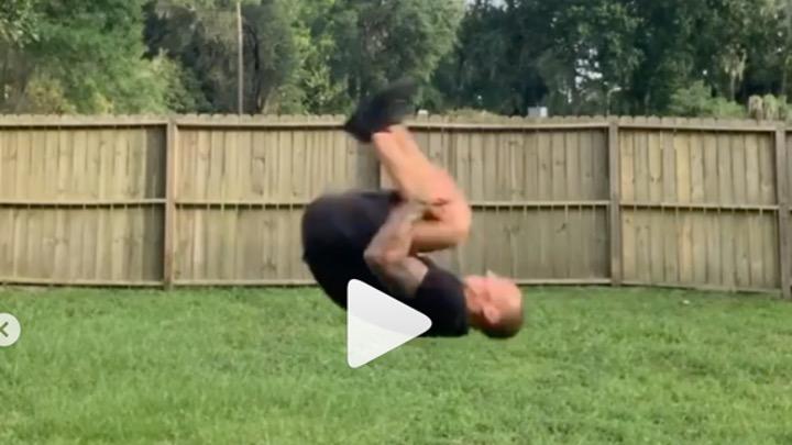 L'acrobata Caeleb Dressel (VIDEO)