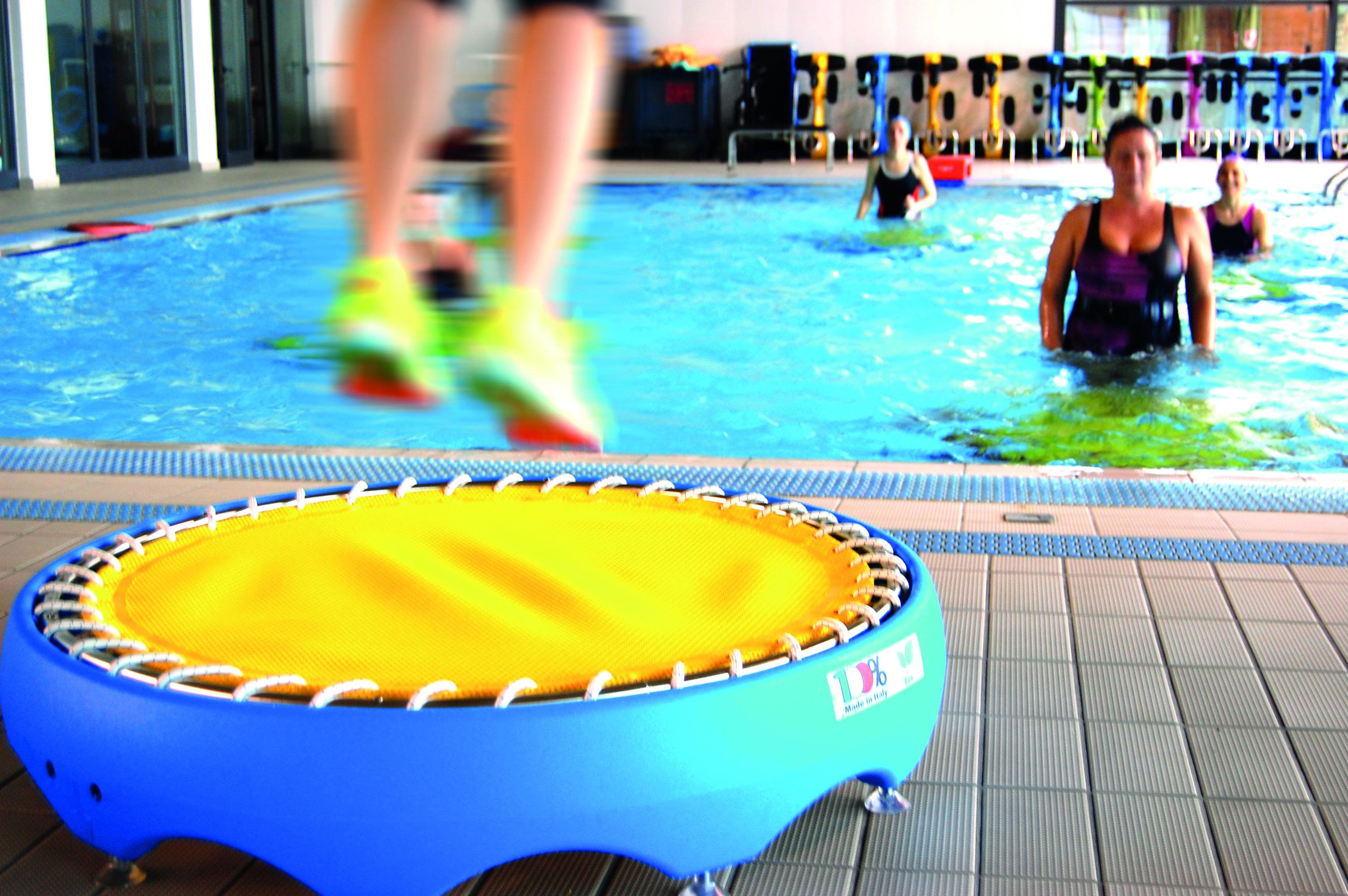 Idroterapia, un'azienda leader per l'attrezzatura da piscina