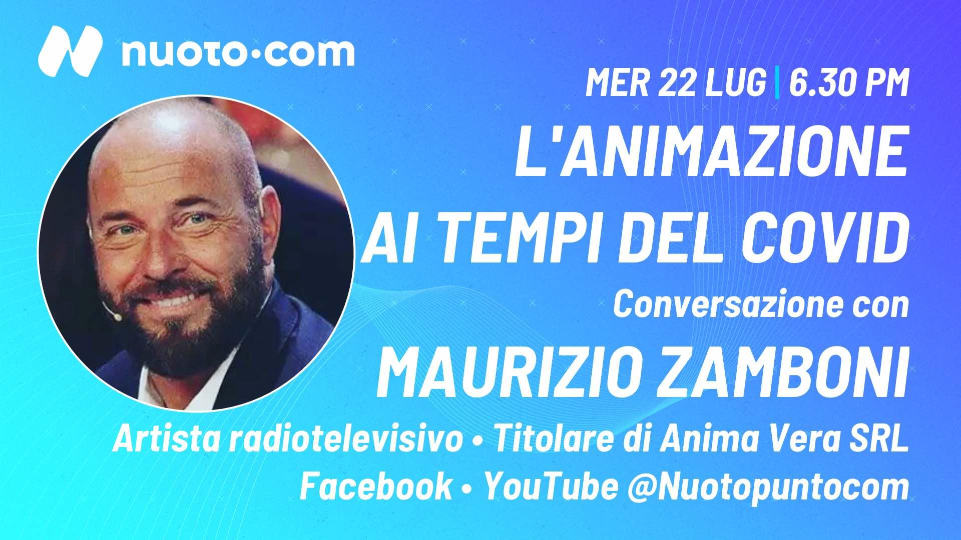 L'animazione ai tempi del Covid – intervista con Maurizio Zamboni