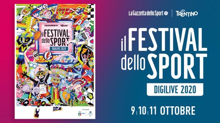 Festival dello Sport 2020 in formato DIGILIVE