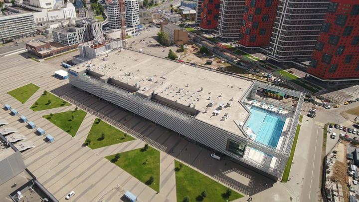 Aquatoria, il nuovo impianto di Mosca