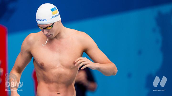 Ucraina. Campionati Nazionali in svolgimento. Sergey Shevtsov 48.43 nelle qualifiche.