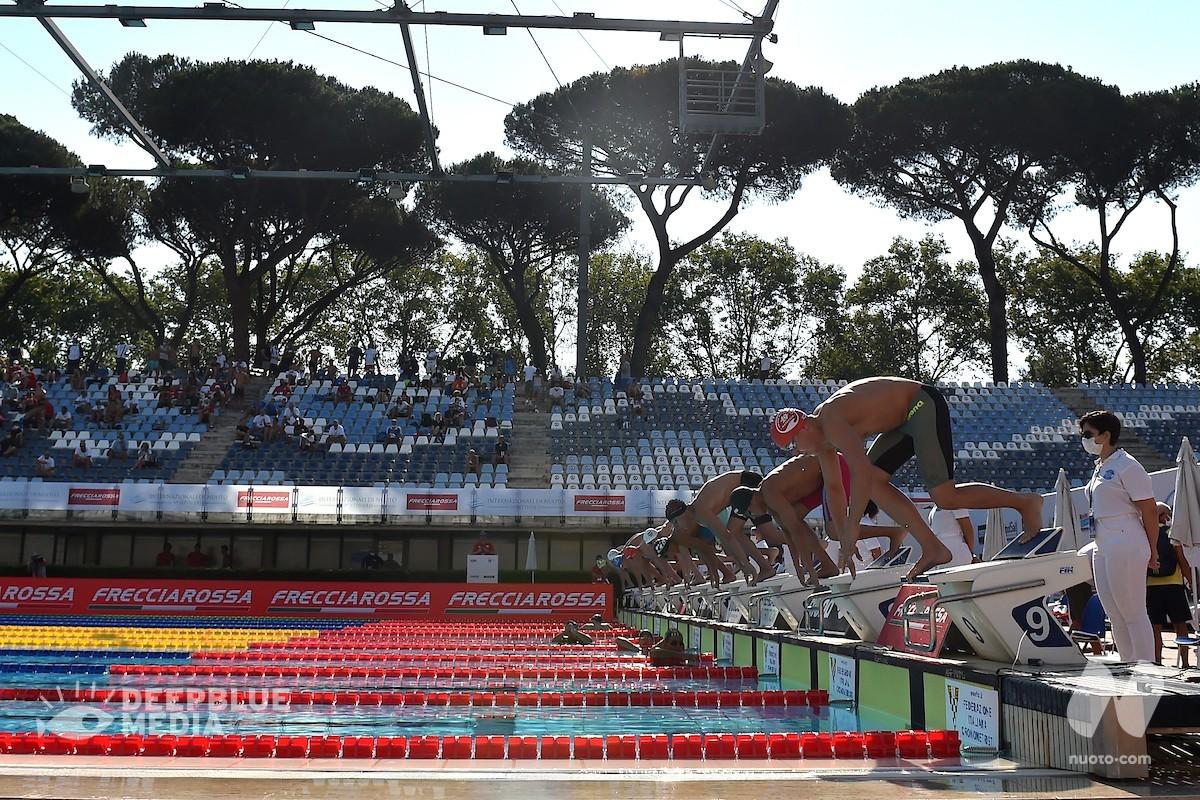 Campionato italiano di categoria in presenza