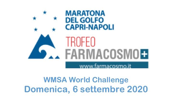 In arrivo la Maratona del Golfo Capri-Napoli. Al via il 6 settembre